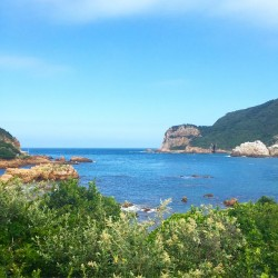 Knysna English School - View from the East Head